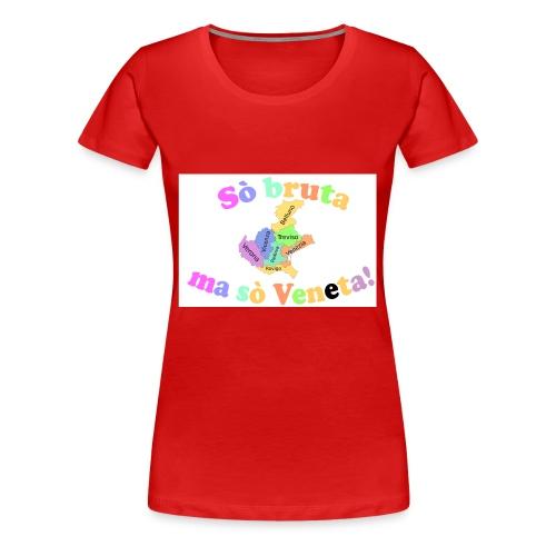 mi sò veneta - Maglietta Premium da donna