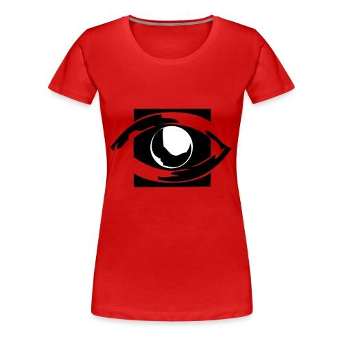 eos3 - Frauen Premium T-Shirt