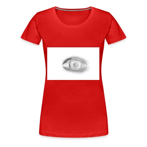 The wandering eye - Women's Premium T-Shirt