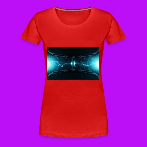 lightning cell - Women's Premium T-Shirt