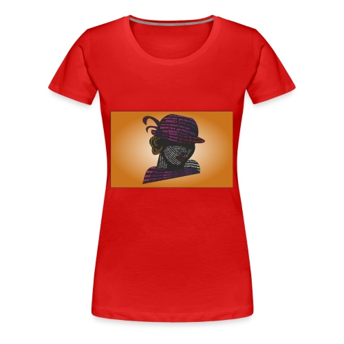 Sweet girl - Frauen Premium T-Shirt