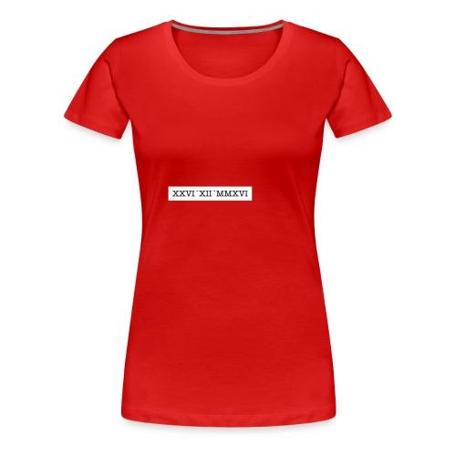 Bildschirmfoto_2016-12-26_um_01-26-00 - Frauen Premium T-Shirt