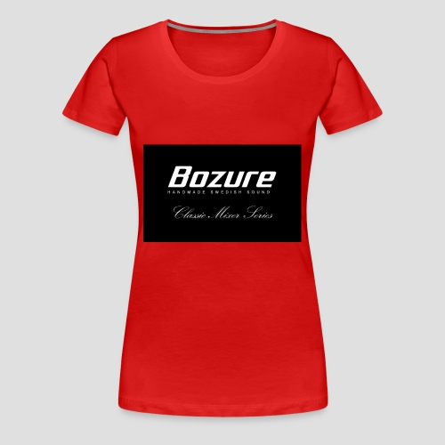 Test 2 - Women's Premium T-Shirt