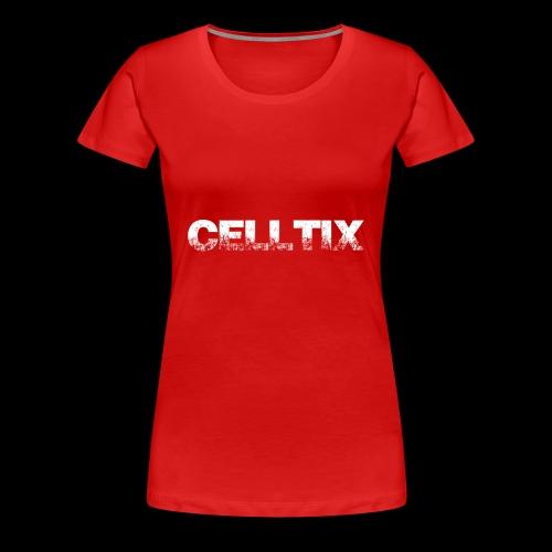 Celltix - Collection - Frauen Premium T-Shirt