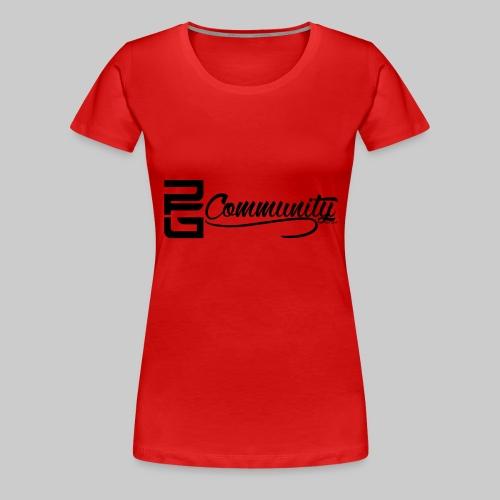 PG Community EST 2017 - Frauen Premium T-Shirt