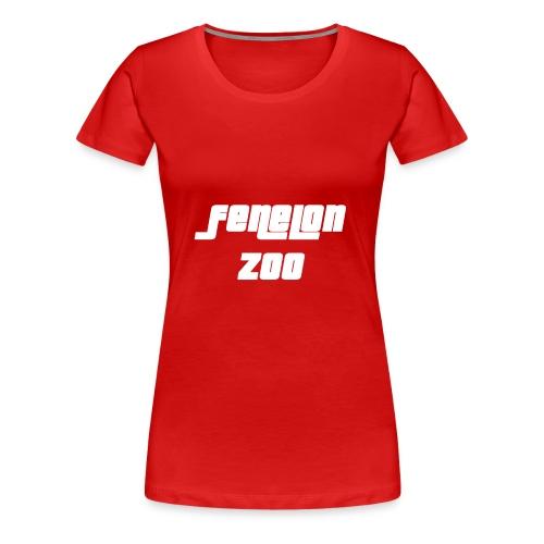 Fenelon Zoo - T-shirt Premium Femme