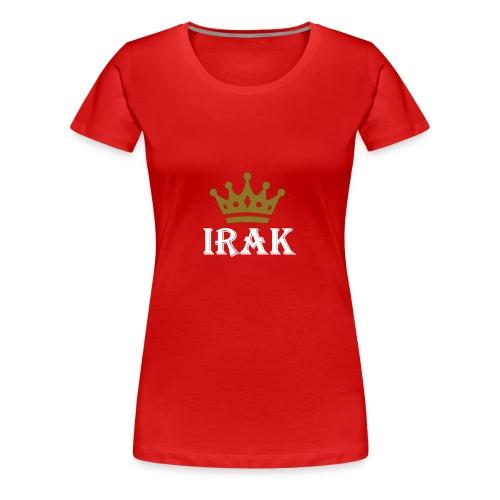 Irak - Frauen Premium T-Shirt