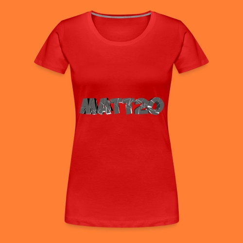 Maglietta Donna di Vari Colori con Scritta - Maglietta Premium da donna