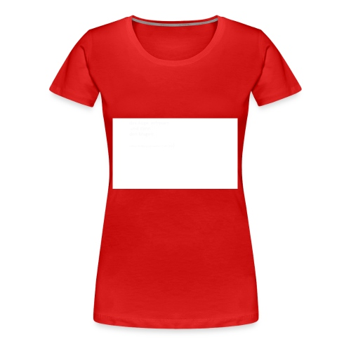 Praesentation13pptx - Frauen Premium T-Shirt