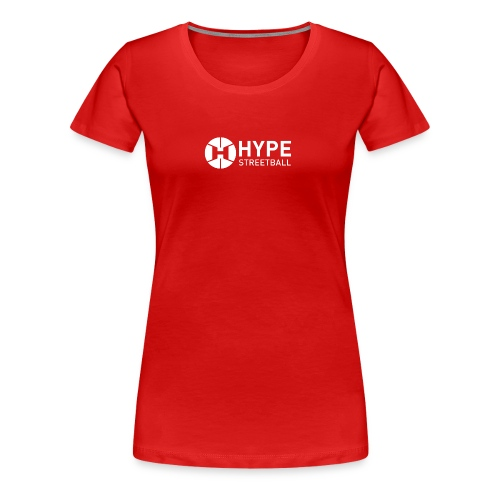 Hype Streetball Apparels - Phase 1 - Women's Premium T-Shirt