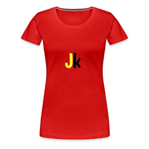 Justkickerz - Frauen Premium T-Shirt