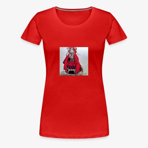 chaperon - T-shirt Premium Femme