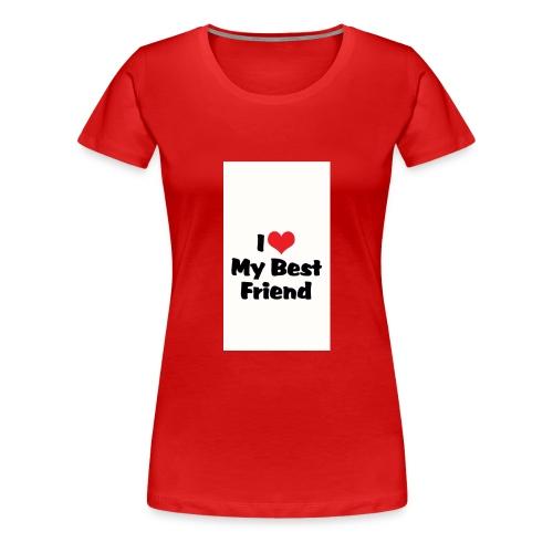 IMG 1426 - Vrouwen Premium T-shirt