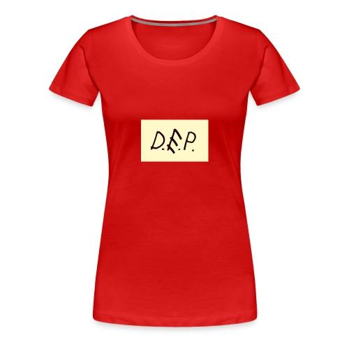D.E.P Productions - Women's Premium T-Shirt