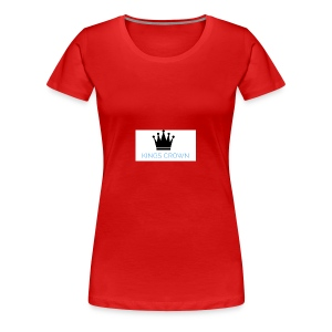 KINGSCROWN - Women's Premium T-Shirt