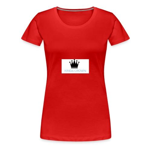 KINGSCROWN - Women's Premium T-Shirt