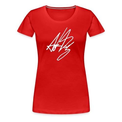 ArtDog-Schriftzug - Frauen Premium T-Shirt