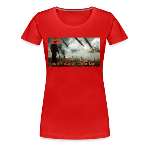 Meteor rain - Maglietta Premium da donna