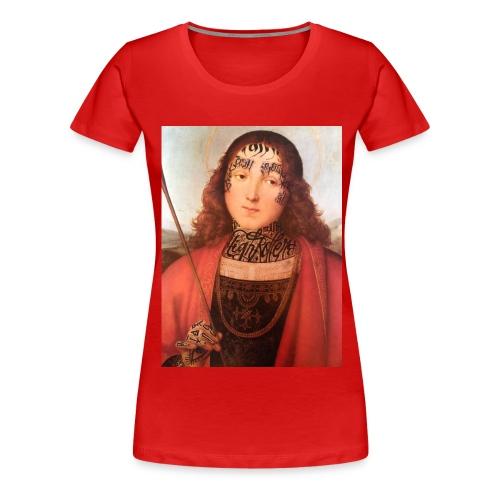 high roller /cash rockin - Vrouwen Premium T-shirt