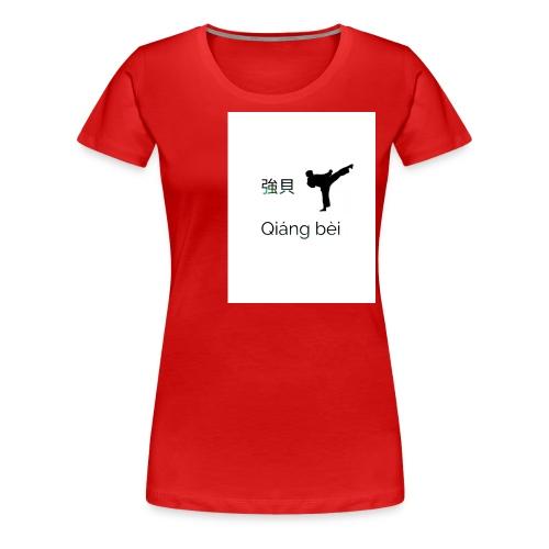 Kampfsport T shirt - Frauen Premium T-Shirt