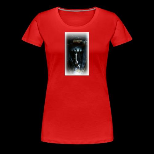 Heckler + Koch USP Expert + SL8 - Frauen Premium T-Shirt