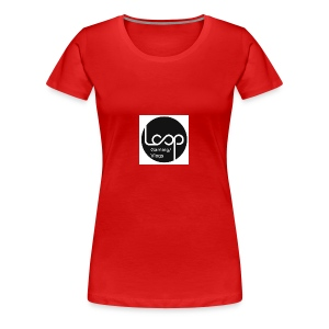 Loop-Gaming - Premium T-skjorte for kvinner