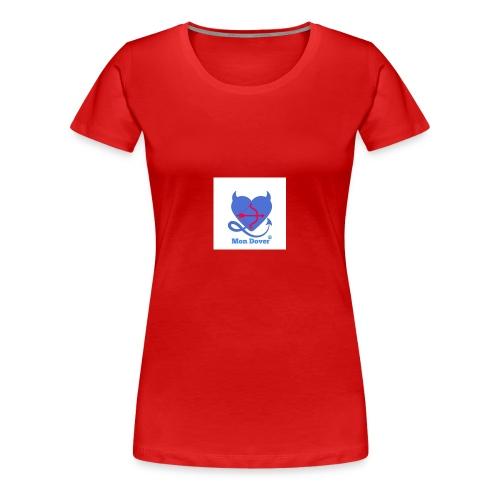 Logo Mon Dover - Maglietta Premium da donna