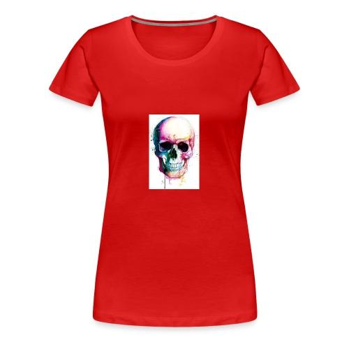 Skulls - Women's Premium T-Shirt
