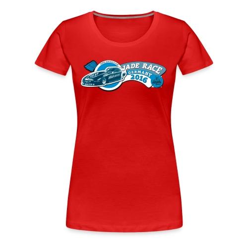 Jade Race 2016 - Frauen Premium T-Shirt