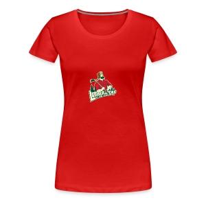 Lumberjacks Logo - Premium-T-shirt dam