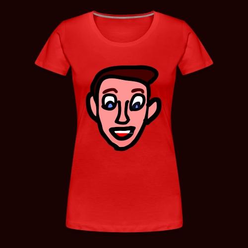 Stefjeee merch - Vrouwen Premium T-shirt