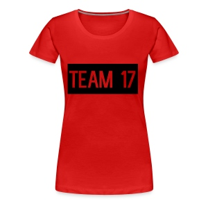 Team17 - Women's Premium T-Shirt