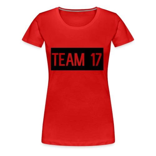 Team17 - Women's Premium T-Shirt