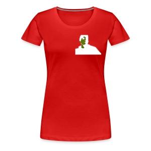 THE MY FACE DESIGN - Women's Premium T-Shirt