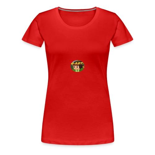 Mein Profilbild gut für eure Designs! - Frauen Premium T-Shirt