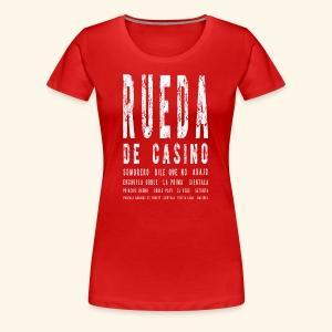 Rueda de Casino Familia - Women's Premium T-Shirt