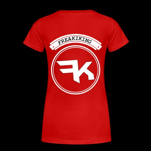 Merch 1 - Frauen Premium T-Shirt