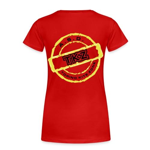 LOGO_DEFINITIVO - Maglietta Premium da donna