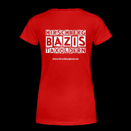 Cutter - Frauen Premium T-Shirt