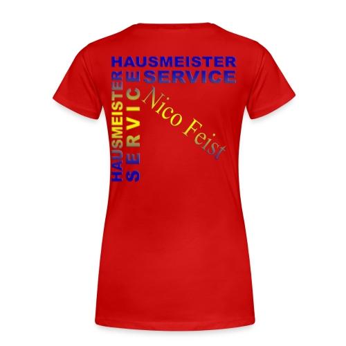 Hausmeister - Frauen Premium T-Shirt
