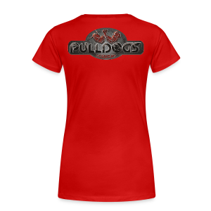 Pulldogs Germany Logo - Frauen Premium T-Shirt