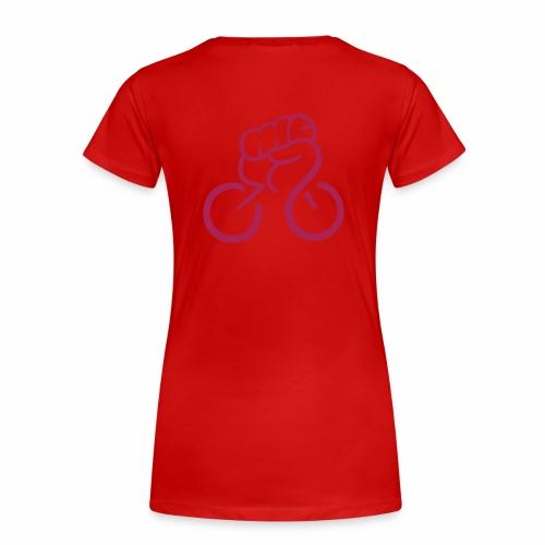 Critical Mass Mönchengladbach - Frauen Premium T-Shirt