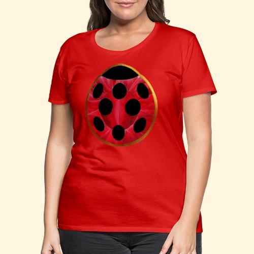 Joyaux coccinelle - T-shirt Premium Femme