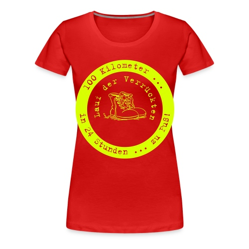 LdV_Design_2016 - Frauen Premium T-Shirt