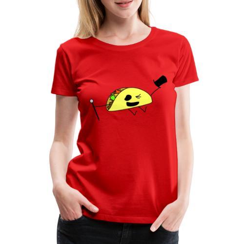 Fancy Taco - Premium-T-shirt dam
