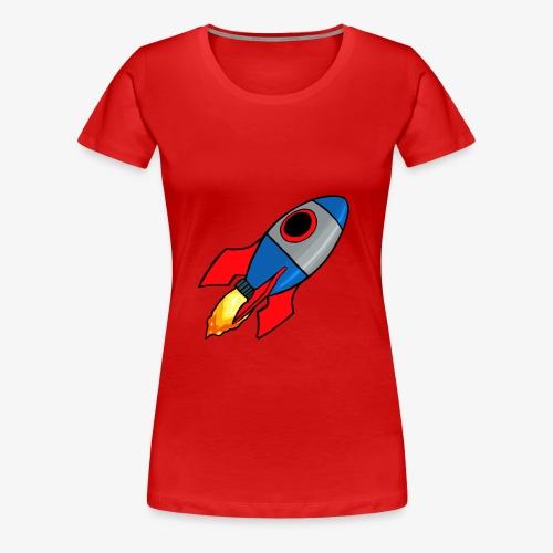 SPACE GANG (Classic) - Women's Premium T-Shirt