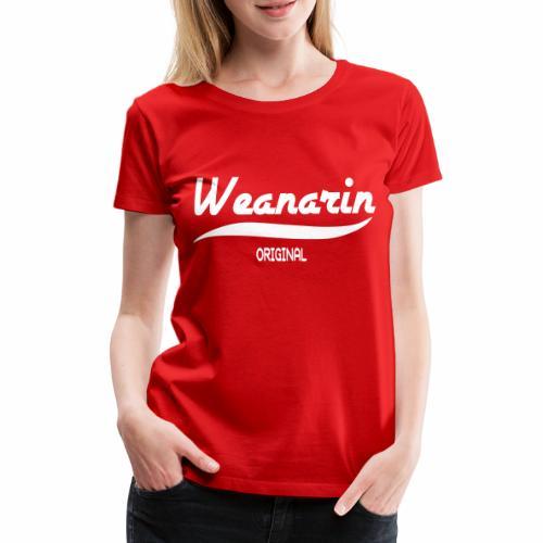 Wien - Frauen Premium T-Shirt