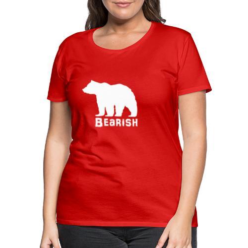 bear - Women's Premium T-Shirt