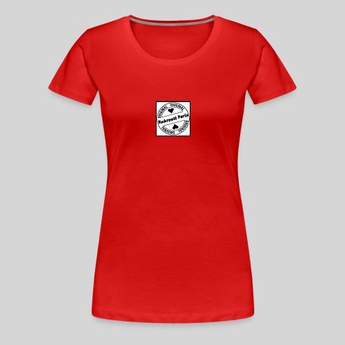 ORIGINAL Ruhrpott Perle BW jpg - Frauen Premium T-Shirt