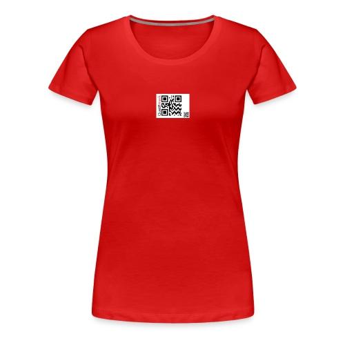 QuatRmark Logo - Women's Premium T-Shirt
